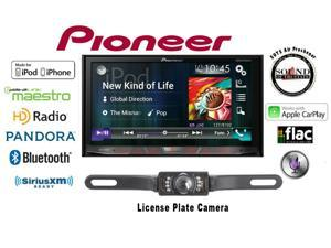 "Pioneer AVH-4200NEX 7"" DVD Receiver w/ CrimeStopper SV-5130.IR Backup Camera and a Free SOTS Air Freshener"