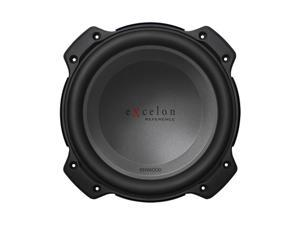 "Kenwood eXcelon XR-W1002 10"" Oversized Subwoofer, Single 2 Ohm Voice Coil, 1000 Watts Max Power"
