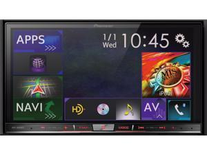 "Pioneer AVIC-8000NEX Navigation DVD CD Receiver with Motorized 7"" Touchscreen with Built in HD Radio and Bluetooth"