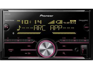 Pioneer MVH-X690BS Double Din Digital Media Receiver (does not play CDs)