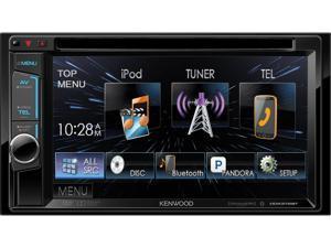 "Kenwood DDX372BT - 6.2"" Double-Din AM/FM/CD/DVD w/Bluetooth Receiver & LCD Touchscreen"