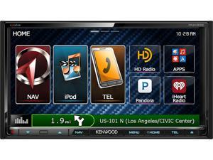 Kenwood eXcelon DNX892 6.95 Inch Touchscreen Navigation Receiver