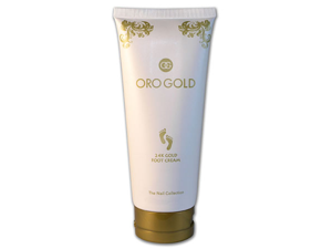Oro Gold 24K Gold Foot Cream