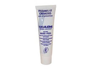 Cicaleine Heel and Hand Cracks Cream for diabetic and psoriasis skincare 1 oz.