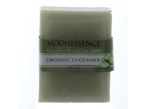 MoonEssence Organic Bar Soap - Cucumber