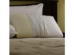 RESTFUL NIGHTS EVEN FORM LATEX PILLOW - Medium Support STANDARD