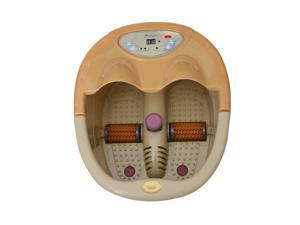 Soozier Foot Bath Spa / Massager w/ Bubble Heating