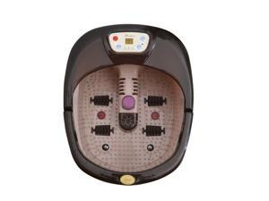 Soozier Foot Bath Spa / Massager w/ Bubble Heating & Cover