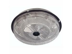 Broan 157 Fan-Forced Ceiling Heater Aluminum Low-profile Enclosed Sheathed Element 1250W 120VAC