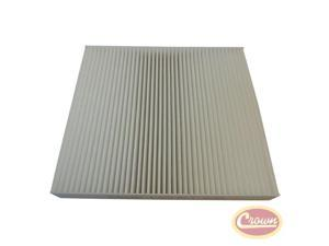 Cabin Air Filter - Crown# 68079487AA