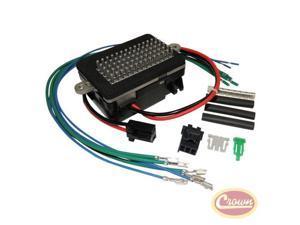 Blower Motor Resistor Kit - Crown# 5012699K