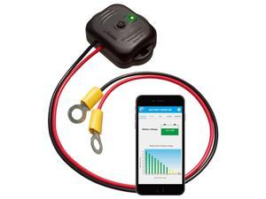 Bluetooth 12V Battery Monitor, iOS & Android Compatible- Accutire# MS-51