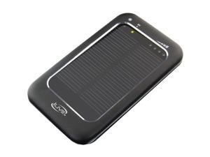 ILIVE WP662B Solar Power Charger with Built-In Rechargeable Battery (2,100mAH)