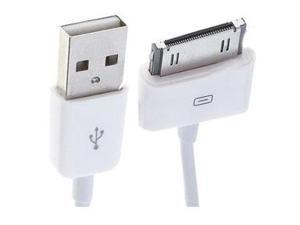 New 30-pin to USB Data Cable for Apple iPhone 4 4s iPads iPods & more