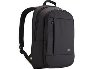 """CASE LOGIC MLBP-115BLK 15.6"""" Notebook Backpack (Black)"""