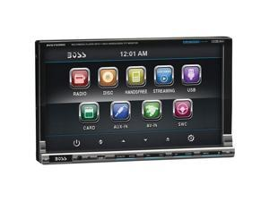 "BOSS AUDIO BV9759BD 7"" Double-DIN In-Dash DVD Receiver with Bluetooth(R)"