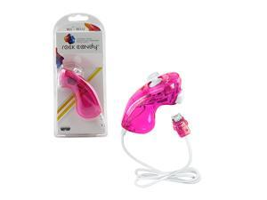 Wii  Controller  Rock Candy  Nunchuk  Pink by PDP