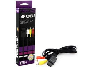 KMD - Giftbox Package AV Cable for Gamecube/N64/SNES