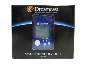 Sega - VMU Unit Memory Card for Dreamcast