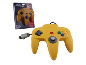 TTX Tech - Controller OG for N64 - Yellow