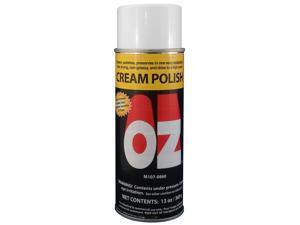 OZ Aerosol Cream Polish - 13 oz