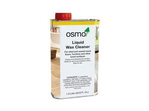 OSMO Liquid Wax Cleaner 1 Liter for wood surfaces