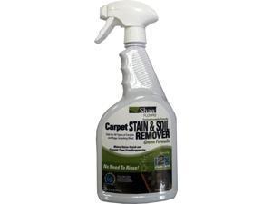 Shaw R2x Green Formula Carpet & Rug Stain & Soil Remover - 32oz Spray Bottle