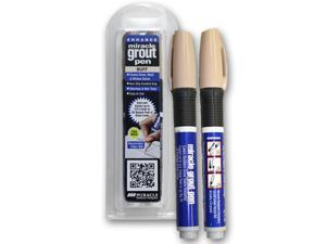 Miracle Sealants Grout Pen Buff (Two Pack)