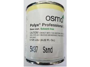 Osmo Polyx Professional Color Oil (4.22 fl oz) 0.125 Liter 5437 Sand
