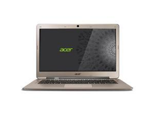Acer Aspire NX.M4UAA.001 S3-391-6046 13 Inch Notebook PC - Intel Core i3-2367M 1.4 GHz Dual Core - 4 GB RAM - 320 GB Hard Drive / 20 GB Solid State Drive - Windows 8 64B
