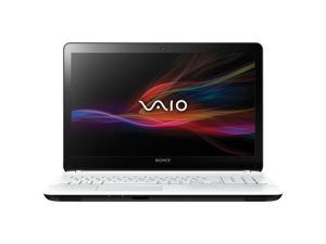 "Refurbished: Sony 15.5"" VAIO Fit Ultrabook Laptop 4GB 500GB 