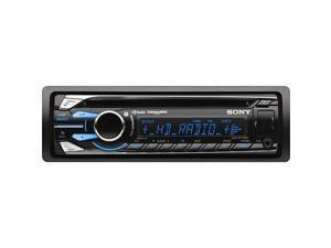 Sony CDX-GT710HD In-Dash Car CD Receiver