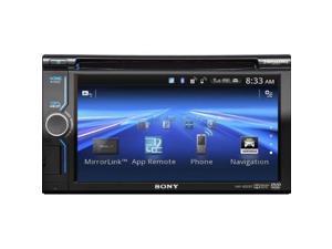"""Sony XAV602BT 6.1"""" Bluetooth AV Receiver & App Remote"""