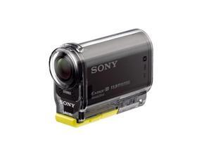 Sony HDR-AS20/B 11.9 Megapixels Action Camcorder - 1080p - microSD/SDHC/SDXC Card - f/2.8 Lens - NTSC/PAL - Black