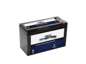 12V 8.5AH SLA Battery replaces hr1234w