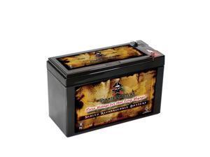 12V 9AH Sealed Lead Acid (SLA) Battery for SCHWINN S-180 PSH-12100F2