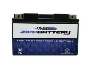 YT7B-BS High Performance -  AGM Motorcycle Battery for 2002 Suzuki DRZ400S
