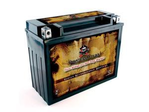 Y50-N18L-A3 Snowmobile Battery for Polaris 750cc Wide Track 1995