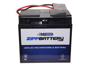 RBC7 UPS Complete Replacement Battery Kit for APC DLA1500