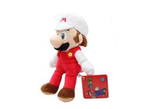 "Global Holdings Super Mario Plush Toy - 7"" Fire Mario"