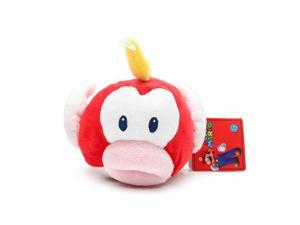 "Global Holdings Super Mario Plush Toy - 5"" Cheep Cheep"