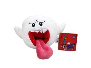 "Global Holdings Super Mario Plush Toy - 5"" Boo Ghost"