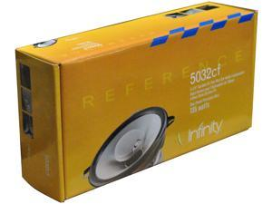 "NEW PAIR New Infinity REF5032CF 5.25"" 135W Car 2 Way Car Audio Speakers Power"