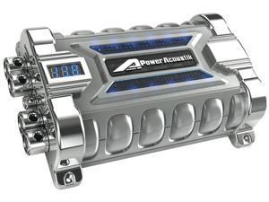 New Power Acoustik Pcx-20F 20.0 Farad Digital Hybrid Car Audio Capacitor Cap