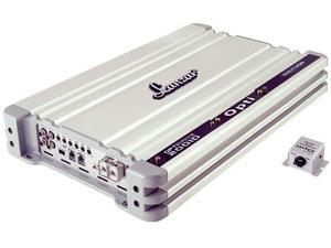 Lanzar - Optidrive Digital Mono Block 2000 Watt Half Ohm Stable Power Amplifier