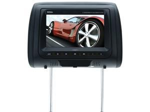 "NEW BOSS HIR9BGTA 9"" WIDESCREEN MONITOR W/ DVD PLAYER FM TRANSMITTER AND REMOTE"