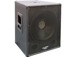 "NEW PYLE PASW18 18"" 1000W SUBWOOFER SUB SYSTEM 1000 WATT"