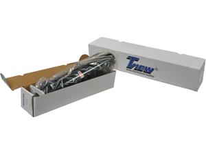 """NEW TVIEW T2BK0560 60""""WINDOW TINT VLT 5%"""