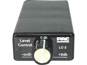 PAC LC-2 Remote Hi/Low Line-Level Controller