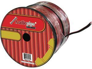 New Nippon Cable12black 12 Ga Gauge 500' Spool Speaker Cable